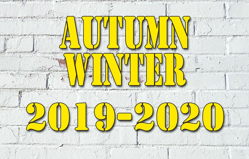 Autumn-Winter collection Reporter Young